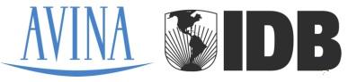 logo avina idb